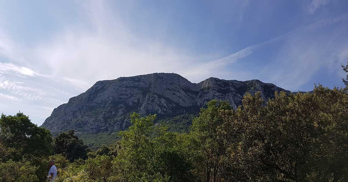 Balade au Pic St Loup